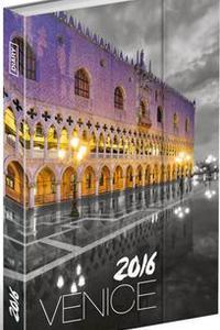 Benátky - Magnetický diář 2016