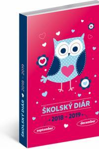 Školský diár Sovy 2018 – 2019