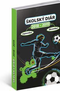 Futbal SK - Školský diár 2018/2019