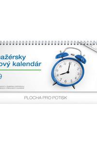 Manažérsky daňový kalendár stolový 2019