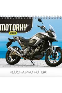 Motorky 2020