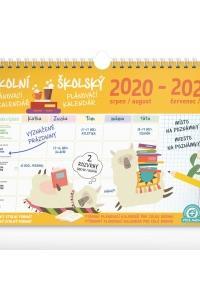 Školský plánovací kalendár 2020/2021