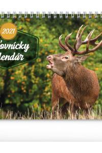 Poľovnícky kalendár SK 2021
