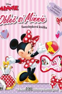 Obleč si Minnie - Samolepková knižka