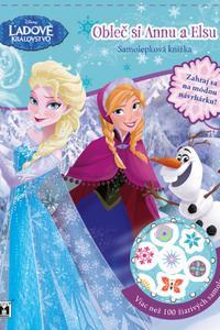 Obleč si Annu a Elsu - Ľadové kráľovstvo