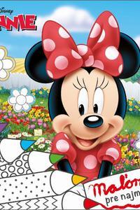 Maľovanie pre najmenších - Minnie