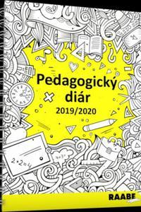 Pedagogický diár 2019/2020