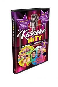 Karaoke Hity 2X DVD