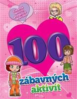 100 zábavných aktivít - dievčatá