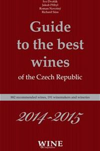 Guide to the best wines of the the Czech Republic 2014-2015