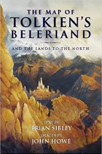 The Map of Tolkien's Beleriand