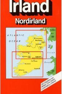 Automapa - Irsko 1:300 000