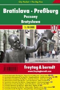 MM - Bratislava Centrum 1:10 000
