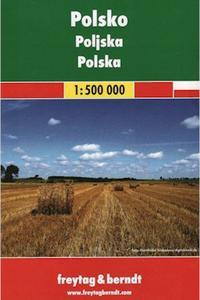 AM - Polsko 1:500 000