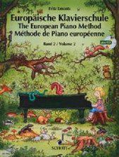Evropská klavirní škola 2.+ CD