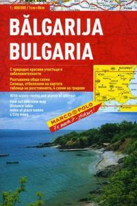 Automapa - Bulharsko 1:800 000