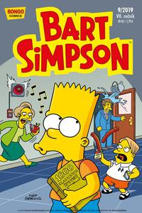 Simpsonovi - Bart Simpson 9/2019