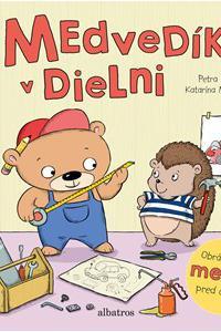Medvedík v dielni