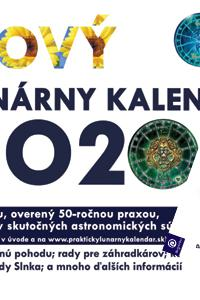 Lunární dny pro ženy + Lunárny kalendár 2020/SK