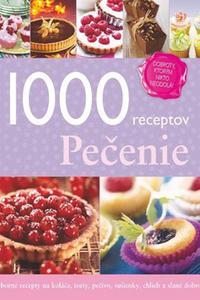 1000 receptov - Pečenie