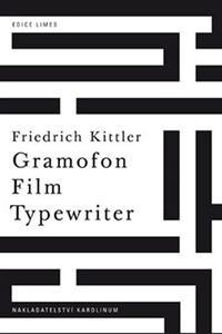 Gramofon, Film, Typewriter