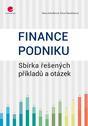 Finance podniku Sbírka řešených příkladů a otázek