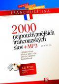 2000 nejpoužívanějších francouzských slov + MP3