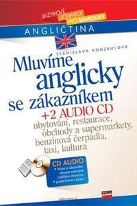 Mluvíme anglicky se zákazníkem + 2 AUDIO CD