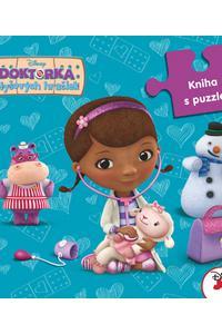 Doktorka plyšových hračiek - Kniha s puzzle