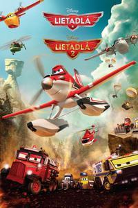 Lietadlá 2 v 1 - filmový príbeh