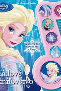 Ľadové kráľovstvo - Zvuková knižka
