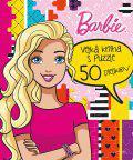 Barbie - Veľká kniha s puzzle