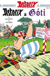 Asterix III - Asterix a Góti