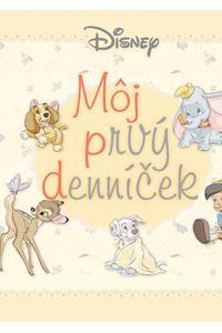 Disney - Môj prvý denníček