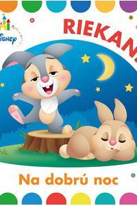 Disney - Riekanky na dobrú noc