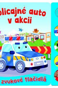 Policajné auto v akcii
