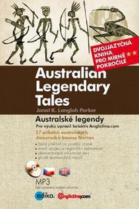 Australske legendy/ Australian Legendary Tales