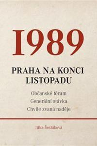 1989 - Praha na konci listopadu