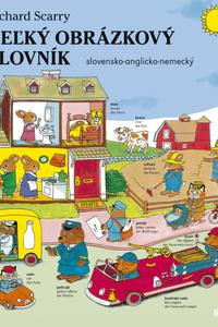 Veľký obrázkový slovník slovensko-anglicko-nemecký