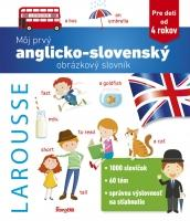 Môj prvý anglicko-slovenský obrázkový slovník
