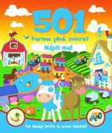 501 Farma plná zvierat - Nájdi ma!