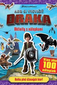 Ako si vycvičiť draka - Aktivity s nálepkami
