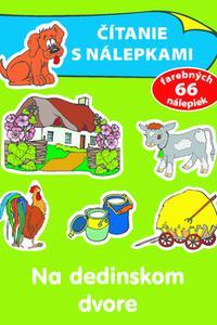 Čítanie s nálepkami: Na dedinskom dvore