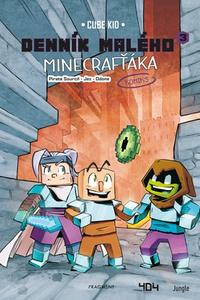 Denník malého Minecrafťáka: komiks 3
