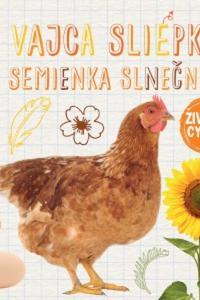 Z vajca sliepka, zo semienka slnečnica