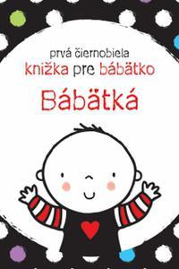 Prvá čiernobiela knižka pre bábätko - Bábätká
