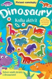 Dinosaury kniha aktivít