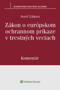Zákon o európskom ochrannom príkaze v trestných veciach