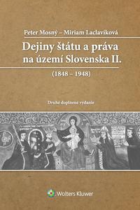 Dejiny štátu a práva na území Slovenska II.