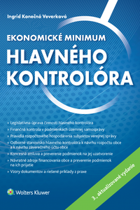 Ekonomické minimum hlavného kontrolóra, 3. vydanie
